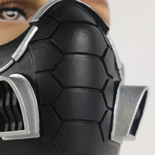 Load image into Gallery viewer, Valorant Controller Viper Cosplay PVC Helmet Halloween Props