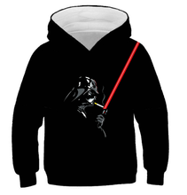 Load image into Gallery viewer, Star Wars hoodies Cosplay  kids Costumes