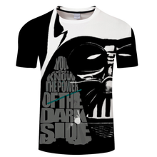 Load image into Gallery viewer, Movie Star Wars Cosplsy short-sleeved T-shirt