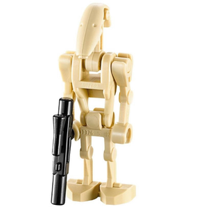 4PCS Star Wars combat robot Duck soldier clone trooper toy