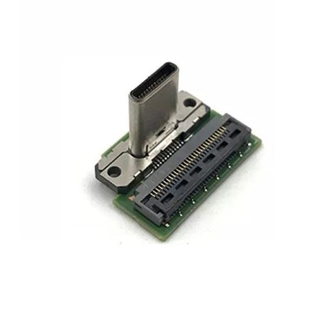 Replacement Type-C Charging Port Socket for Nintendo Switch Console Board - DevineCustomz customized controllers repairs parts