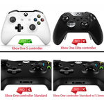Xbox One S/X Controller Rear Shell Grip - DevineCustomz customized controllers repairs parts