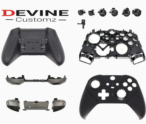 Xbox One Elite Controller Series 2 Replacement Parts - DevineCustomz customized controllers repairs parts