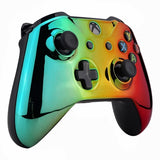 Xbox One Rasta Green,Orange & Red Wireless Controller Front Shell - DevineCustomz