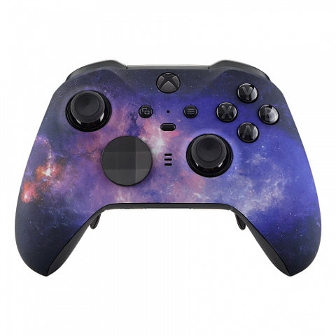 Xbox One Elite Series 2 Galaxy Wireless Controller - DevineCustomz customized controllers repairs parts