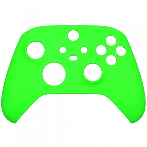 Customised Xbox One Series X / S Neon Green Front Shell - DevineCustomz