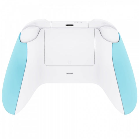 Xbox Series S/X Next Gen Controller Rear Grip Soft Touch Sky Blue