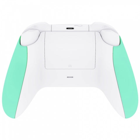 Xbox Series S/X Next Gen Controller Rear Grip Soft Touch Light Green