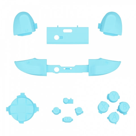 Xbox One Series S / X Light Blue Button Set-Controllers & Attachments-DevineCustomz