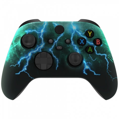 Customised Xbox Series X / S Green Lightning Wireless Controller