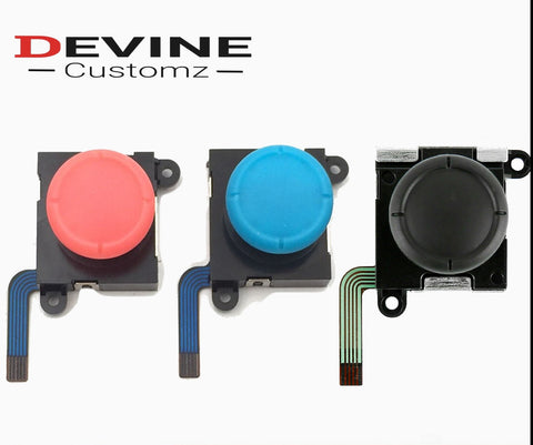 Nintendo Switch Thumb Stick Module - DevineCustomz customized controllers repairs parts