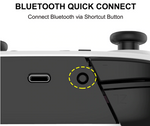 Wireless Bluetooth Controller For Nintendo Switch / Windows / Android