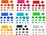 10x PS4 Buttons set for JDS 001 or 011 Controllers - DevineCustomz customized controllers repairs parts