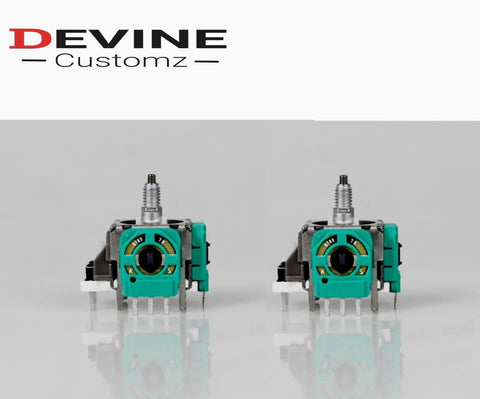 2x Xbox One Elite Series 2 Thumbstick Replacement Module - DevineCustomz customized controllers repairs parts