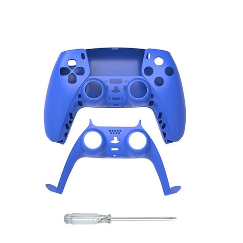 PS5 Controller Full Shell Replacement - Blue