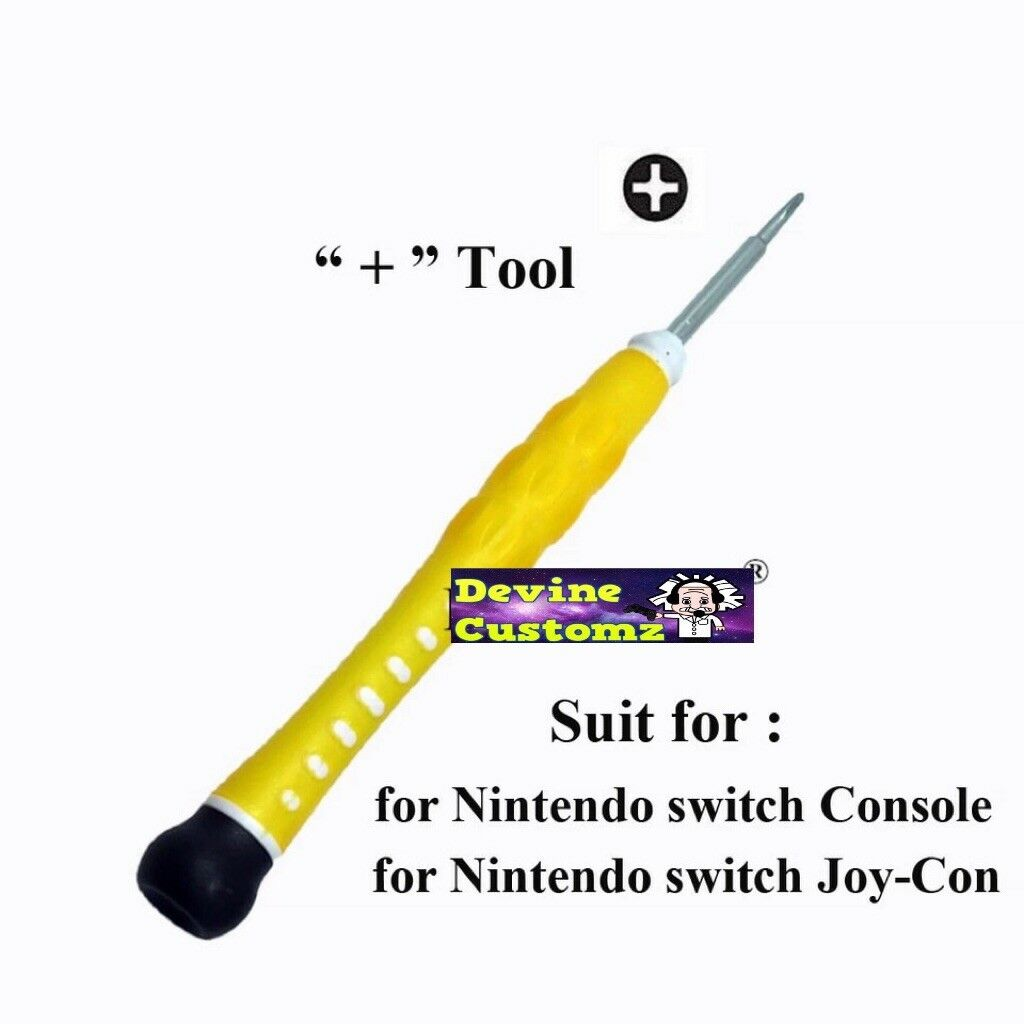 Nintendo Switch console Opening Tool Set - DevineCustomz customized controllers repairs parts