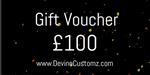 DevineCustomz Gift Cards-Gift Card-DevineCustomz