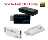 Full HDMI Adapter For Wii to HDMI Converter 1080P - DevineCustomz customized controllers repairs parts