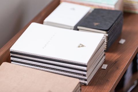 Notebooks, Journals, and Sketchbooks