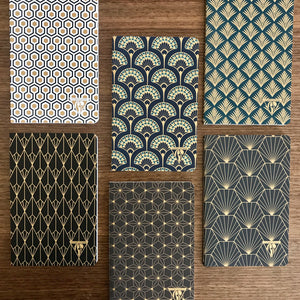 Neo Deco Notebook by Clairefontaine