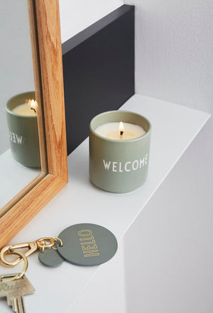 Scented Candles by Design Letters