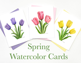 Tulip Variety Card Pack
