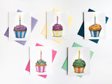 Birthday Cupcake Variety Pack