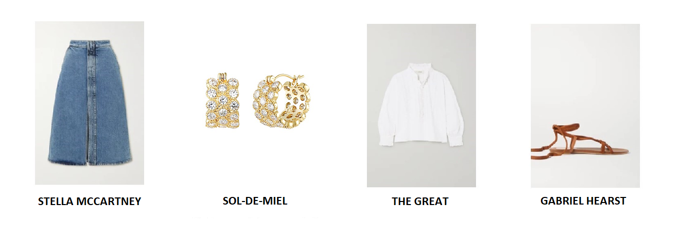 Sol-de-Miel Summer Jewelry Fashion Trend Guide
