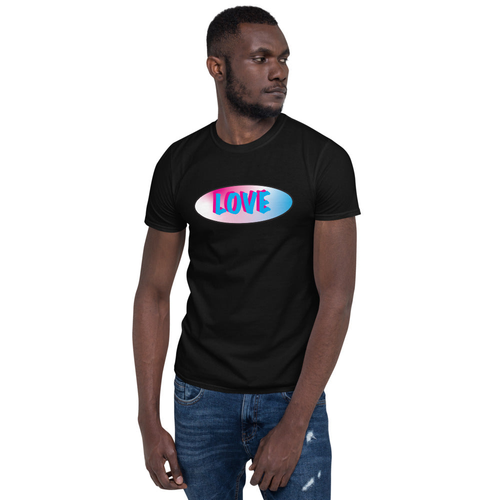 It's All Love Unisex T-Shirt