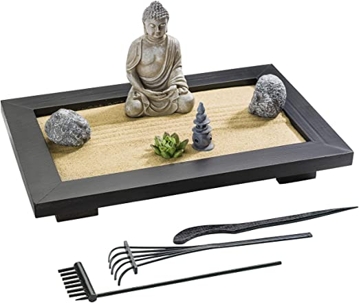 Everything You Need to Know to Build Zen Garden and Mini Zen Gardens.