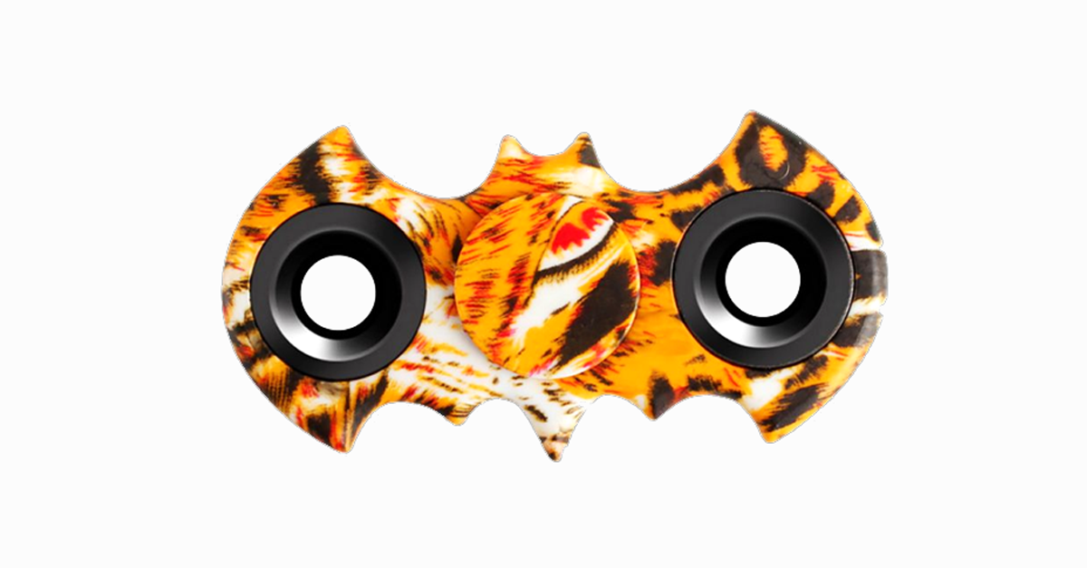 Batman Tri-Spinner Fidget Toy