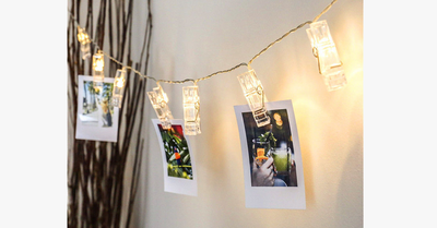 LED Photo String Light – Light up Your Room with Happy memories