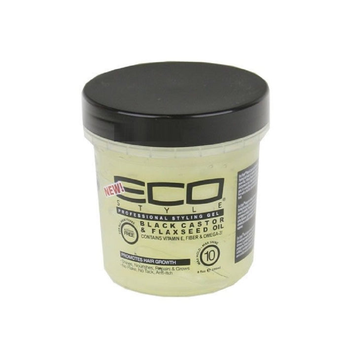 Eco Styler Gel Black Castor