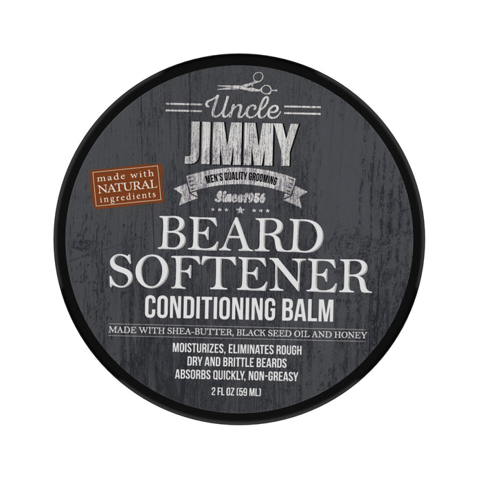 Uncle Jimmy Beard Softener Balm