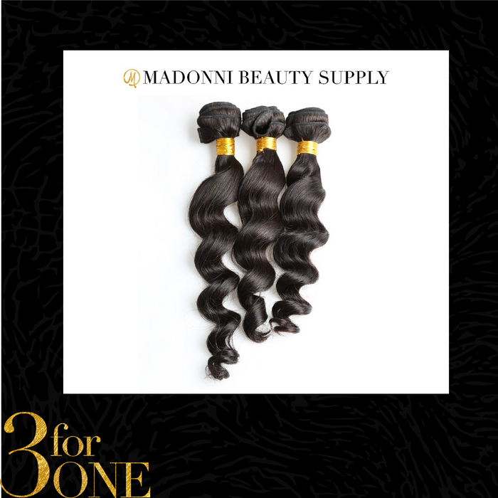 Madonni Loose Wave (3for1)