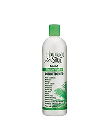 Hawaiian Silky Miracle Worker Conditioner