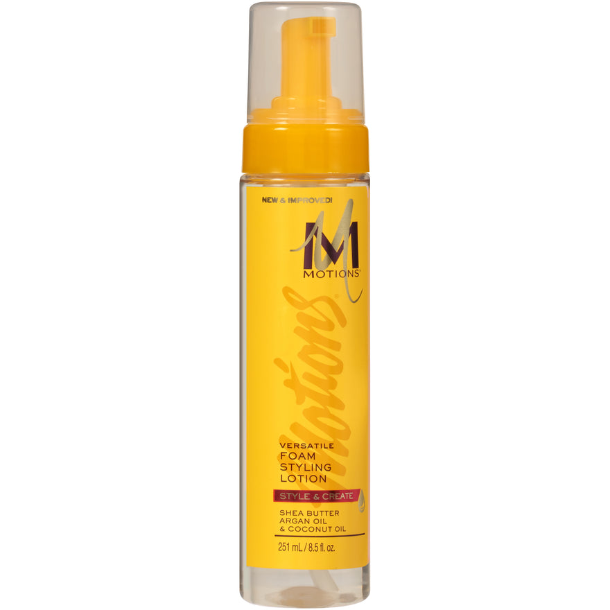 Motions Foam Styling Lotion