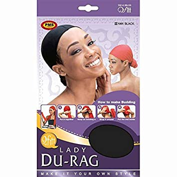 Qfitt Collection Lady Durag