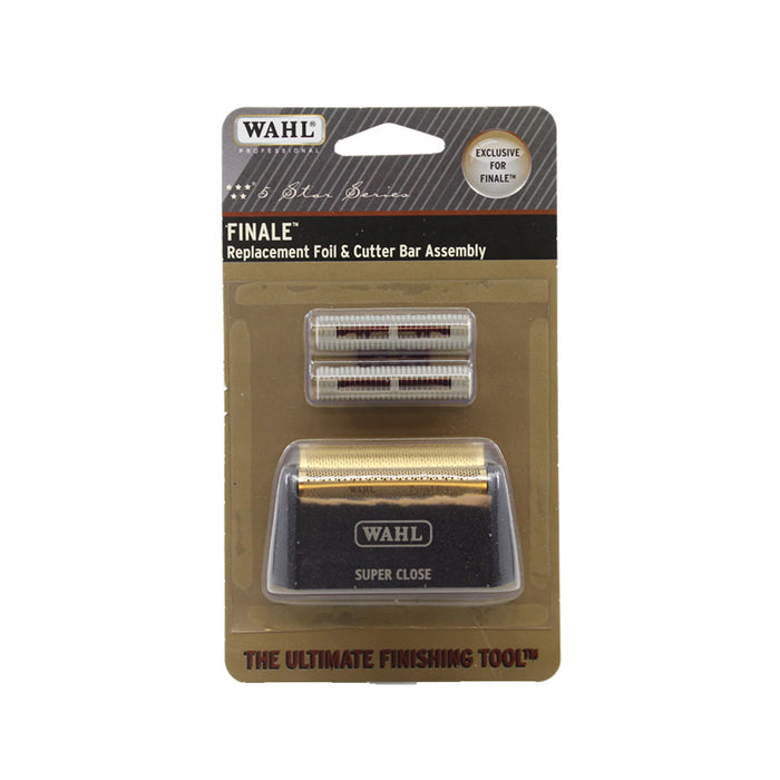 Wahl Replacement Foil & Bar