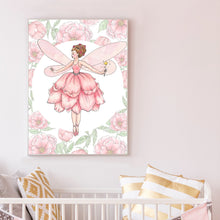 Load image into Gallery viewer, Pink Flower Fairy