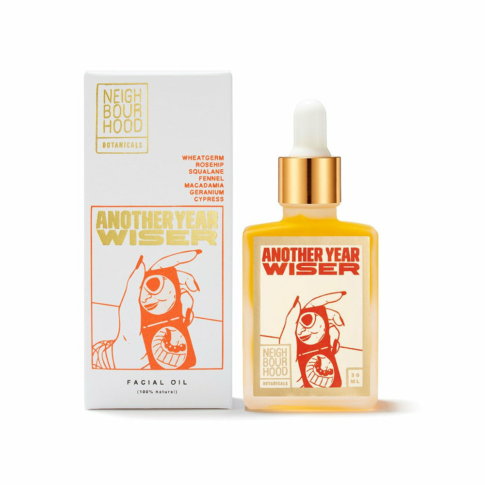 Another Year Wiser Facial Oil