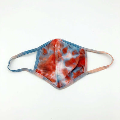 Tie Dyed Reusable Cotton Face Mask