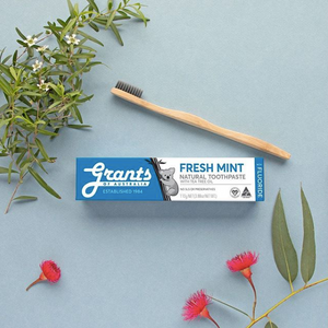 Grants Of Australia, Natural Toothpaste, Fresh Mint with Tea Tree Oil