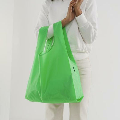 BAGGU Standard Recycled Nylon Bag For Life