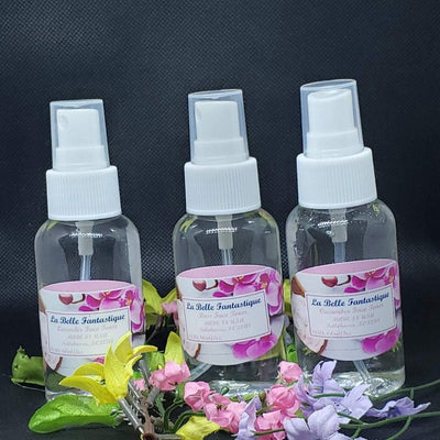 Rose Water Natural Toner |.Rose Water Spray | Rosewater Toner | Organic Facial Toner | Rose Toner | Organic Toner | Rosewater Spray - La Belle Fantastique