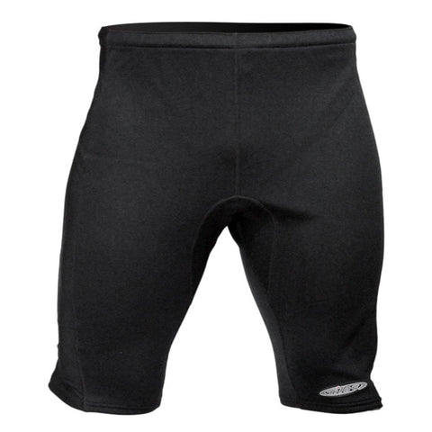 1mm Neo/Lycra Paddle Short Pants - PT01BK