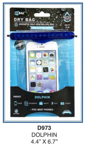 Dry Case Dolphin Go Bag - D973