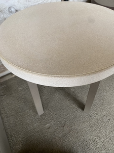 "Tropitone 20"" Round End Table"