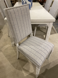 Set of Six Hamptons Dining Chairs