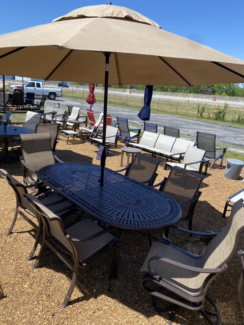 Tropitone Outdoor Seating Group